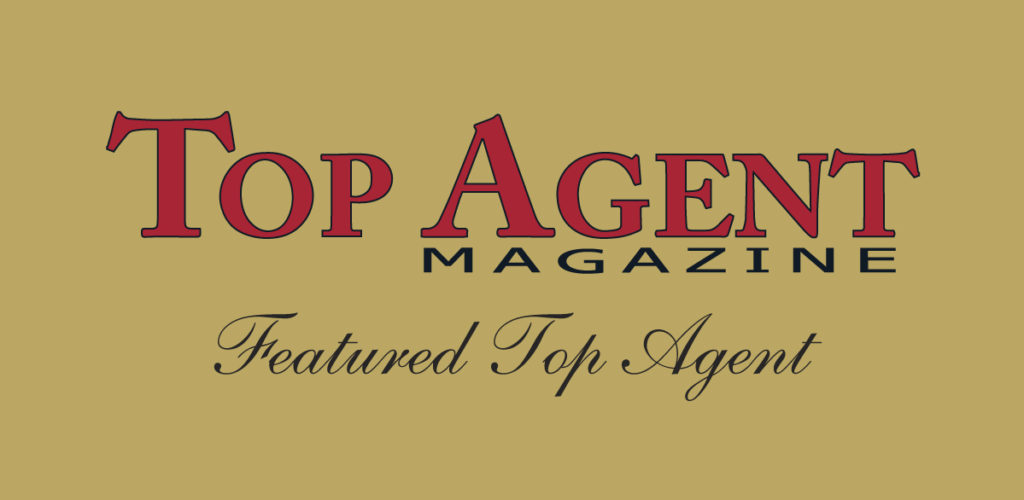 Top Agent Magazine's Featured Top Agent Emblem
