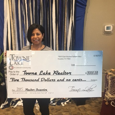 Towne Lake Awards Cypress Realtor